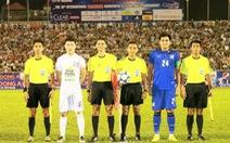 Điểm tin tối 15-11: Vòng 25 V-League có 2 trọng tài ngoại