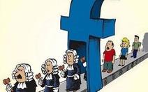 Nhảy khỏi vòng kềm tỏa của Facebook