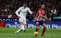 Hòa Atletico, Real Madrid kém Barca 10 điểm