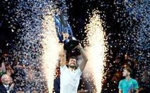 Dimitrov vô địch ATP Finals 2017