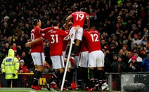 M.U thắng may Brighton tại Old Trafford