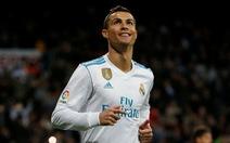 """Ronaldo """"nổ súng"""", R.M thắng nghẹt thở Malaga"""