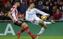 Hòa Bilbao, R.M vẫn kém Barca 8 điểm