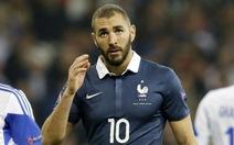Benzema hết cửa trở lại tuyển Pháp