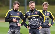 Điểm tin tối 12-12: Ramsey và Mustafi vắng mặt trận gặp West Ham