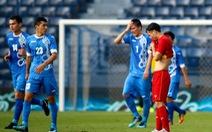 Thua Uzbekistan, U-23 VN lỡ hẹn với trận chung kết