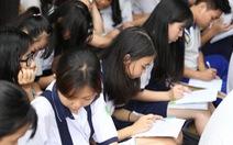 Đề xuất tiếp tục xét tuyển lớp 10 ở Khánh Hòa