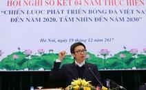 Phó Thủ tướng phê bình báo cáo của Bộ VH-TT&DLlan man