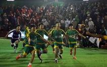 Danh Lợi vô địch Giải bóng đá mini phong trào toàn quốc