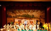 Kỷ niệm 10 năm thành lập trường nghệ thuậtSasa Ballet