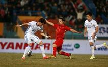 Clip những tình huống đáng chú ý trận U-23 VN - Ulsan Hyundai