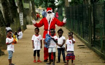Giáng sinh và chủ nghĩa vật chất