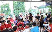 Công bố 72 thành viên mới của CLB bóng đá Lotte Kids