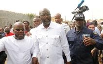 Huyền thoại Milan Weah đắc cử Tổng thống Liberia