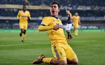 Điểm tin sáng 31-12: Dybala lập cú đúp, Juventus thắng dễ Verona