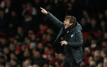 """HLV Conte: """"Chelsea xứng đáng rời sân với chiến thắng"""""""