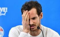Murray rút khỏi Giải Úc mở rộng 2018