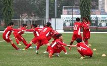Đội tuyển nữ tìm cơ hội đến World Cup 2019
