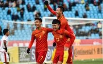 Trung Quốc mở màn tưng bừng ở VCK U-23 châu Á