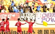 Thái Lan và Malaysia mở màn thất bại ở Trung Quốc