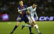 Celta Vigo luôn đáng sợ với Barca