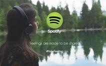 Spotify: Số hóa cảm xúc