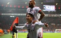 Thắng dễ Leverkusen, Bayern bỏ xa Dortmund 16 điểm
