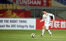 Một trận đấu khó khăn cho U-23 Úc