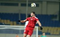 U-23 Syria cầm chân Hàn Quốc, bảng D căng như dây đàn