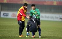 Cầu thủ U-23 VN hào hứng chờ U-23 Iraq