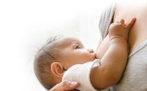 San sẻ dòng sữa mẹ