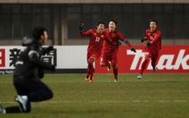 Thắng kịch tính Iraq, VN vào bán kết Giải U-23 châu Á