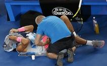 Nadal chấn thương, Cilic vào bán kết Giải Úc mở rộng