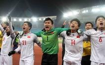 Thủ môn Tiến Dũng tự tin nếu U-23 VN tiếp tục sút 11m ở trận chung kết