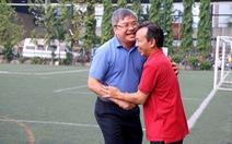 HTV vô địch môn bóng đá Hội thao báo Tuổi Trẻ - báo Thanh Niên