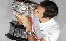 Federer lần thứ 6 vô địch Giải Úc mở rộng