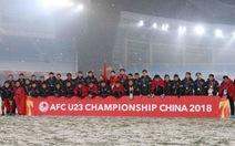 U23 Việt Nam - Uzbekistan 1-2: Cuộc chia tay màu đỏ