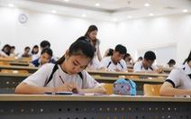 ĐH Quốc tế tổ chức thi kiểm tra năng lựcngày 26, 27-5