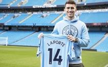 Laporte phá kỷ lục của De Bruyne