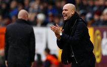 Ông Guardiola lý giải việc chỉ dùng 6 cầu thủ dự bị