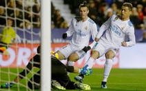 Ronaldo tịt ngòi, R.M bị Levante cầm chân