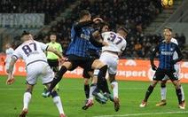 Điểm tin sáng 4-2: Inter tuyệt vọng trong cuộc đua vô địch