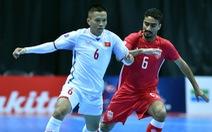 18h hôm nay (5-2): Futsal VN quyết đấu Đài Loan