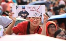 Buổi giao lưu ấm áp với U-23 Việt Nam