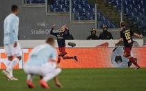 Điểm tin sáng 6-2: Lazio gục ngã trước Genoa