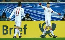 Đè bẹp Paderborn, B.M vào bán kết Cúp quốc gia Đức