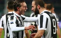 Đá bại Fiorentina, Juventus tạm chiếm ngôi đầu