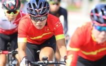 Nữ cua-rơ Nguyễn Thị Thật giành HCV châu Á lịch sử