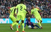 Barcelona hòa trận thứ hai liên tiếp tại La Liga