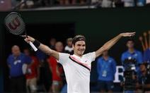 Federer chỉ còn cách kỷ lục đặc biệt 2 trận thắng